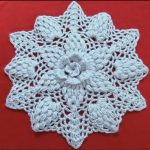 Easy Crochet Doily Video Tutorial