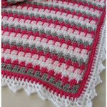Crochet Larksfoot Stitch (Icicle Stitch)