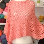 Crochet Heart Shawl Video Tutorial