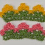 Crochet Cute Border Video Tutorial