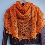 Echo Flower Shawl (Knitting)