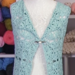Stylish Crochet Vest Video Tutorial