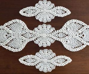 Pineapple Doily Video Tutorial
