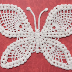 Crochet Adorable Butterflies