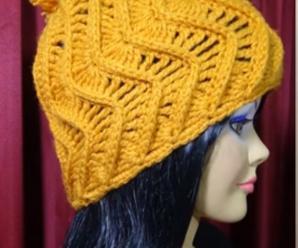 Crochet Wavy Stitch