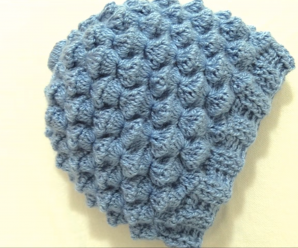 Crochet Lovely  3D Hat