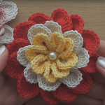 Very Easy Crochet Flower