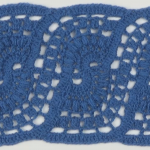 Crochet Interlace Stitch