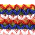 Crochet 3 D Granny Square