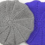 Crochet Beret Hat