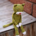 Crochet Amineko Cat