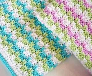 The Leaping Stripes Stitch