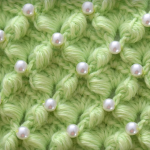 Crochet Smock Puff Stitch