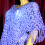 Crochet Fashionable Poncho