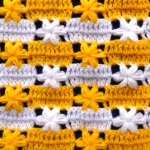 Crochet Stitch For Baby Blanket