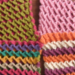 Crochet Reversible 3D Stitch