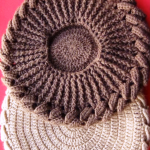 Crochet Cute Beret Hat