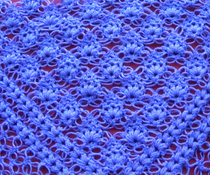 Amazing Stitch For Blouses, Vests, Shawls
