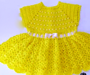 Baby Dress Video Tutorial