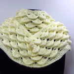 Crochet Fashionable Scarf
