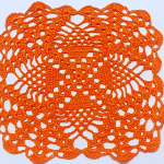 Crochet Attractive Square