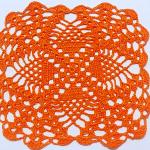 Crochet Attractive Square