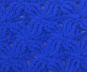 3D Star Stitch