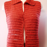 How To Crochet Attractive Vest