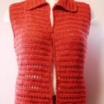 How To Crochet Attractive Vest