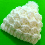 How To Crochet 3D Hat