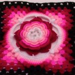 Amazing Granny Square For Blankets And Pillows