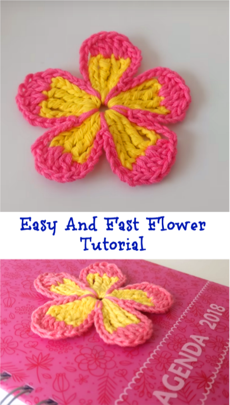 Easy And Fast Flower