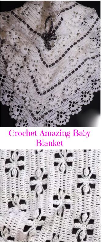 amazing baby blanket