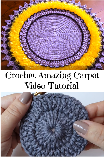 amazing carpet video tutorial