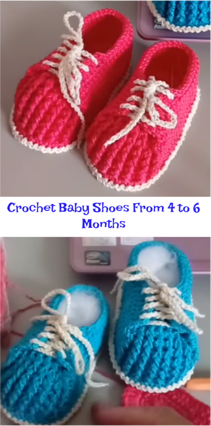 baby shoes from 4 to 6 months