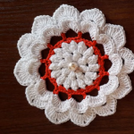 Crochet Very Easy Flower Tutorial