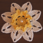 Crochet Beautiful Flower Video Tutorial