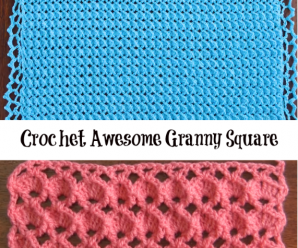 Crochet Awesome Granny Square