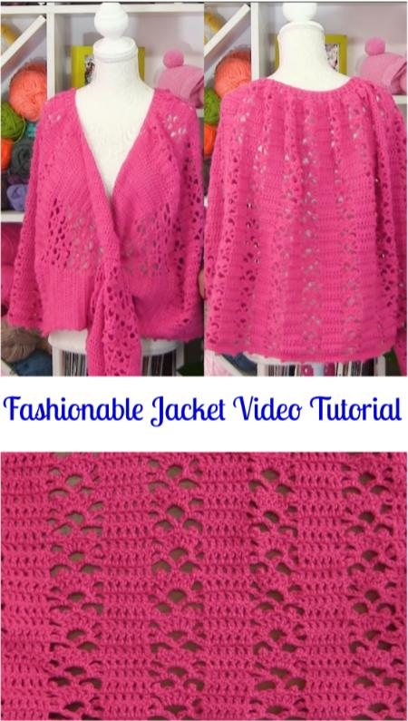 fashionable Jacket