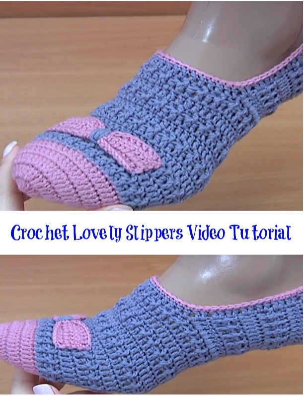 lovely slippers