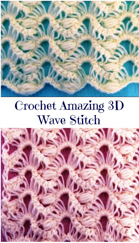 wave stitch