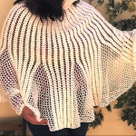 Attractive Poncho Video Tutorial