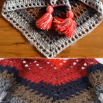 Crochet Comfortable Scarf Video Tutorial