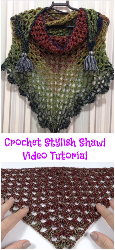 stylish shawl