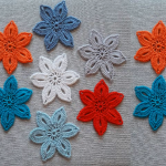 Fast And Easy Flower Applique