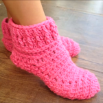 Ageless Crochet Slippers Video Tutorial