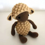 Crochet Lovely Sheep Amigurumi