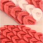 Awesome Crochet 3D Stitch