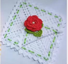 Crochet Attractive Napckin Holders