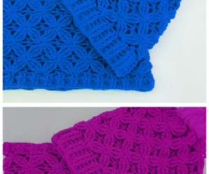 Crochet Hat And Scarf Set Very Easy